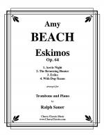 Eskimos, Op. 64 for Trombone & Piano Sheet Music