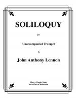 Soliloquy for Unaccompanied Trumpet Sheet Music