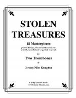 Stolen Treasures for Two Trombones Sheet Music