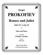Romeo and Juliet Suite No. 1, Op. 64 Sheet Music