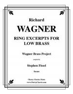 Ring of the Nibelung compilation of Excerpts for Low Brass Sheet Music