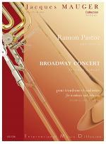 Broadway Concert Sheet Music