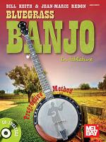 Bluegrass Banjo In Tablature: Progressive Method Sheet Music