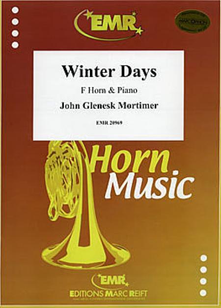 Winter Days Sheet Music