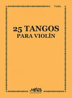 25 Tangos Sheet Music