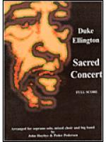 Sacred Concert - Partitur Sheet Music