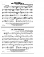 All Of The Lights - Eb Alto Sax Sheet Music