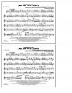 All Of The Lights - Bb Tenor Sax Sheet Music