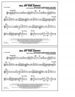All Of The Lights - 1st Bb Trumpet Sheet Music