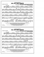 All Of The Lights - Bb Horn/Flugelhorn Sheet Music