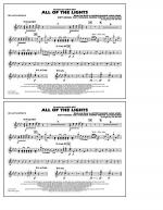 All Of The Lights - Bells/Xylophone Sheet Music
