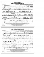 All Of The Lights - Snare Drum Sheet Music