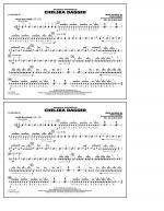 Chelsea Dagger - Snare Drum Sheet Music