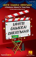 Lights! Camera! Christmas! Sheet Music