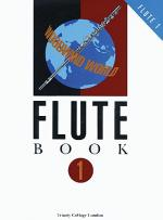 Woodwind World: Flute, Book 1 (flute & piano) Sheet Music