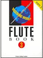 Woodwind World: Flute, Book 3 (flute & piano) Sheet Music