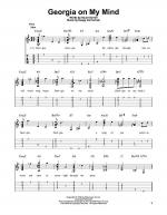 Georgia On My Mind Sheet Music