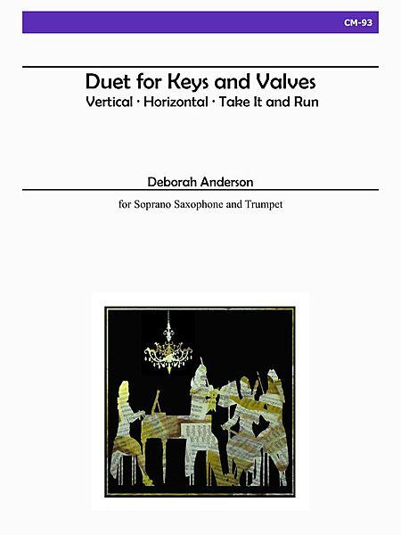 Duet for Keys and Valves Sheet Music