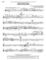 The Epitaph - Violin 1 Sheet Music
