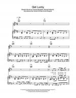 Get Lucky Sheet Music