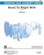 Blues To Begin With Sheet Music