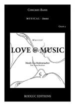 MUSICAL Love@music Sheet Music