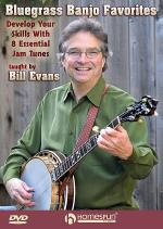 Bluegrass Banjo Favorites Sheet Music