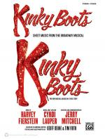 Kinky Boots -- Sheet Music from the Broadway Musical Sheet Music