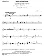 Rise, O Church, like Christ Arisen (Instrumental Parts) Sheet Music