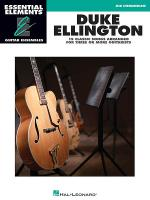 Duke Ellington - Essential Elements Guitar Ensembles Sheet Music