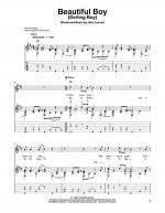 Beautiful Boy (Darling Boy) Sheet Music