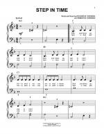 Step In Time Sheet Music