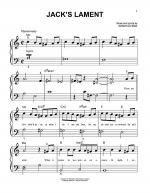 Jack's Lament Sheet Music