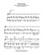 Wild Honey Sheet Music