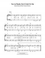 You've Really Got A Hold On Me Sheet Music