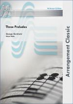 Three Preludes Sheet Music