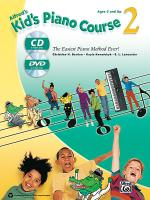 Alfred's Kid's Piano Course, Book 2 Sheet Music
