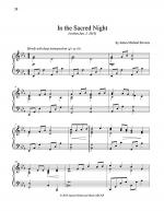 In the Sacred Night Sheet Music