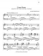 Come Home Sheet Music