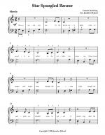 Folk Song Pack, Volume 4 (6-song packet for beginners) Sheet Music