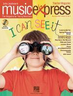 I Can See It Vol. 13 No. 6 - May/June 2013 Sheet Music