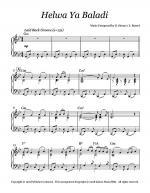 Helwa Ya Baladi Sheet Music