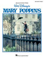 Mary Poppins Sheet Music