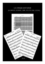 La Cinquantaine Sheet Music