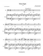 Silent Night (SATB) Sheet Music