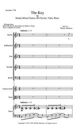 The Key Sheet Music