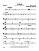 Skyfall - Trombone 3 Sheet Music