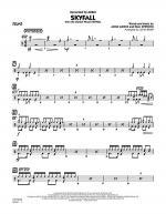 Skyfall - Drums Sheet Music