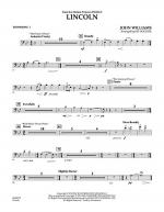 Lincoln - Trombone 1 Sheet Music