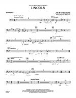 Lincoln - Trombone 3 Sheet Music